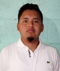 Kevin, an Otra Fe sponsored student studying at the Universidad Panamericana Ahuachapán, for his Degree in Legal Sciences