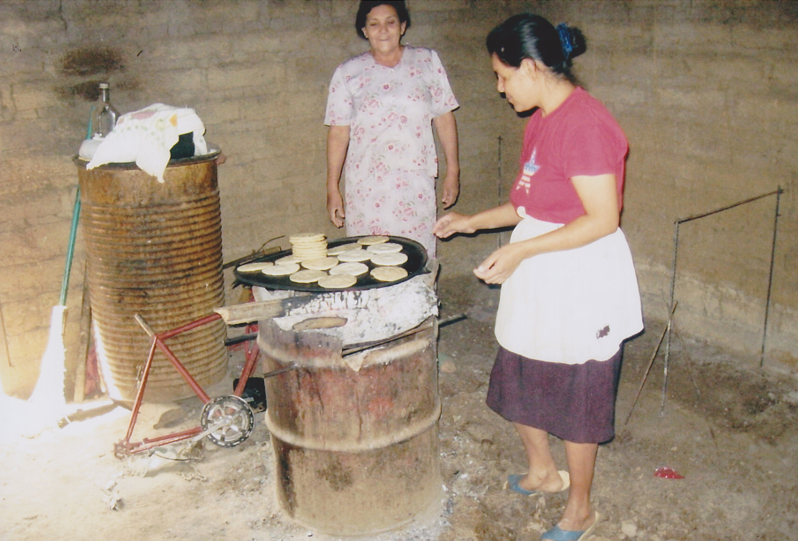 The Old Way of Cooking