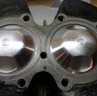 1972 Triumph Bonneville engine rebuild