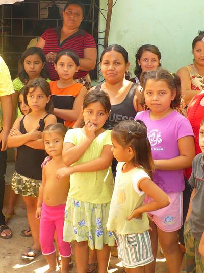 Group from Rio San Juan, Metapan