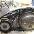 1973 750 Triumph Bonneville motorcycle e