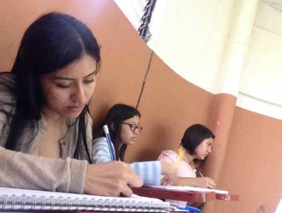 Yansi, Otra Fe sponsored student from Metapan