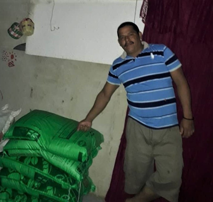 Fertilizer delivery in San Diego, Metapa