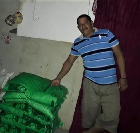 Fertilizer delivery in San Diego, Metapa