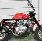 1970 Gemini SST Motor Bikes rebuild