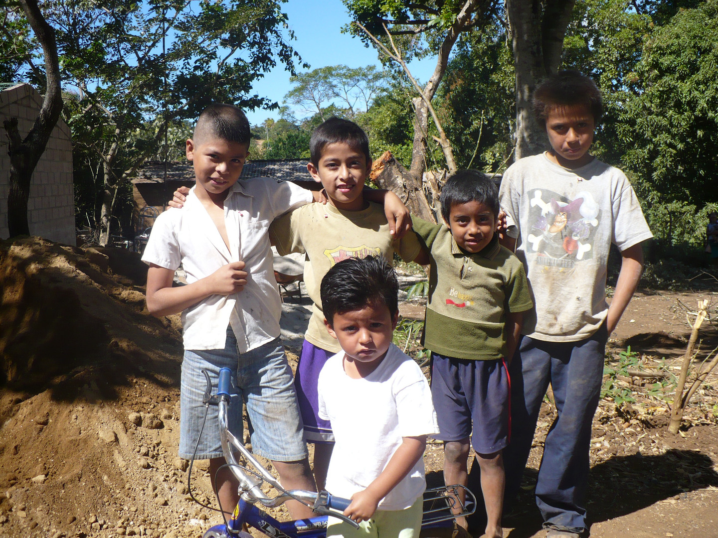 Salvadoran Children 2009