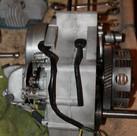 1970 Gemini SST Motor Bikes engine clean