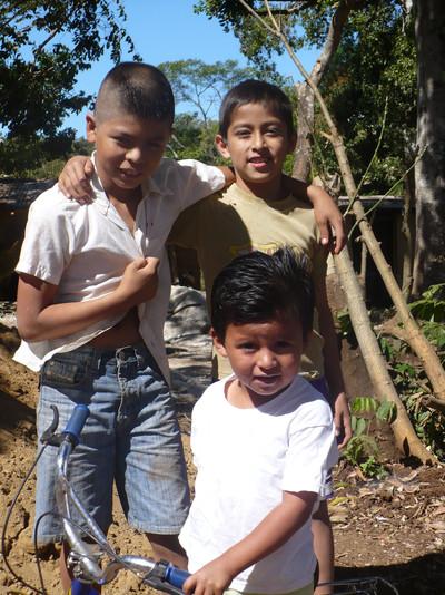 Salvadoran Boys 2009