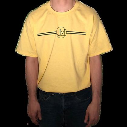 """""""Perfect Circle"""" JM T-Shirt - Yellow and Green"""