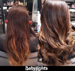 Acquamarine Wavy Hair