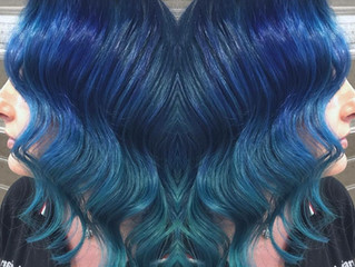 Acquamarine Wavy Hair