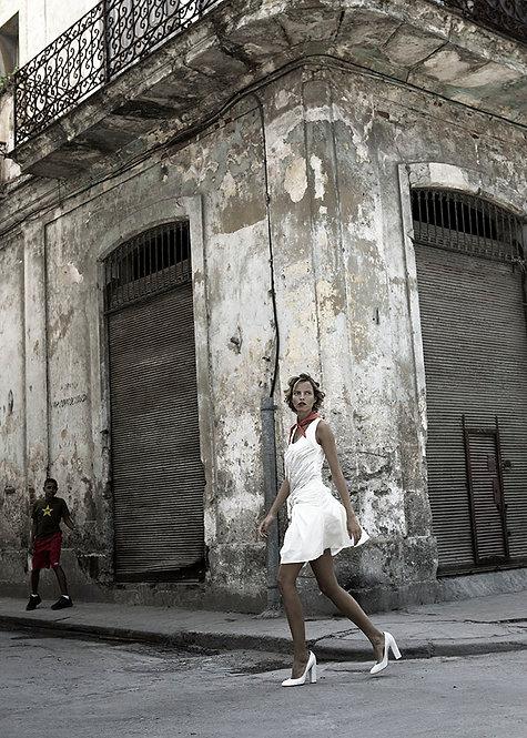 Pioneer #2. 2007. Cuba.