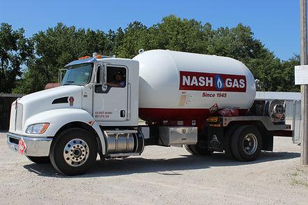 Nash Gas Propane Truck