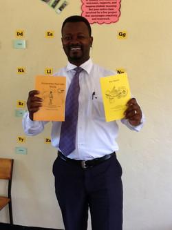 Publishing Books in Kiswahili