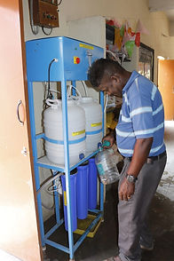 Water for Four Schools, reverse osmosis systems, school children in india, water for students