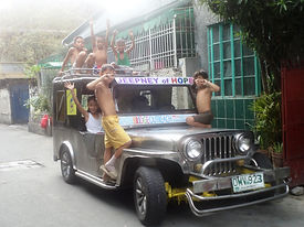 Mobile Library, Jeep of Hope, Dagdag Dunong Reading Centre Philippines, WaterBridge Outreach: Books + Water