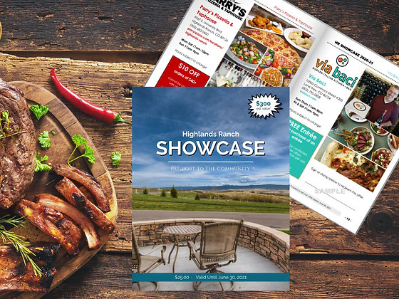 2020-21 Highlands Ranch Restaurant Passport