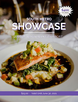 South Metro Denver Restaurant Passport