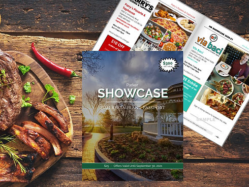 Parker Showcase - Pine Lane Product Imag