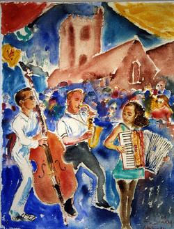Jazz in the Bulwark