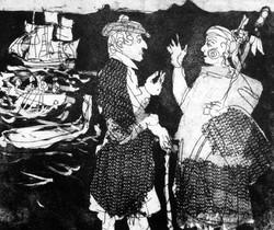 Arrival of the Waipu Highlanders