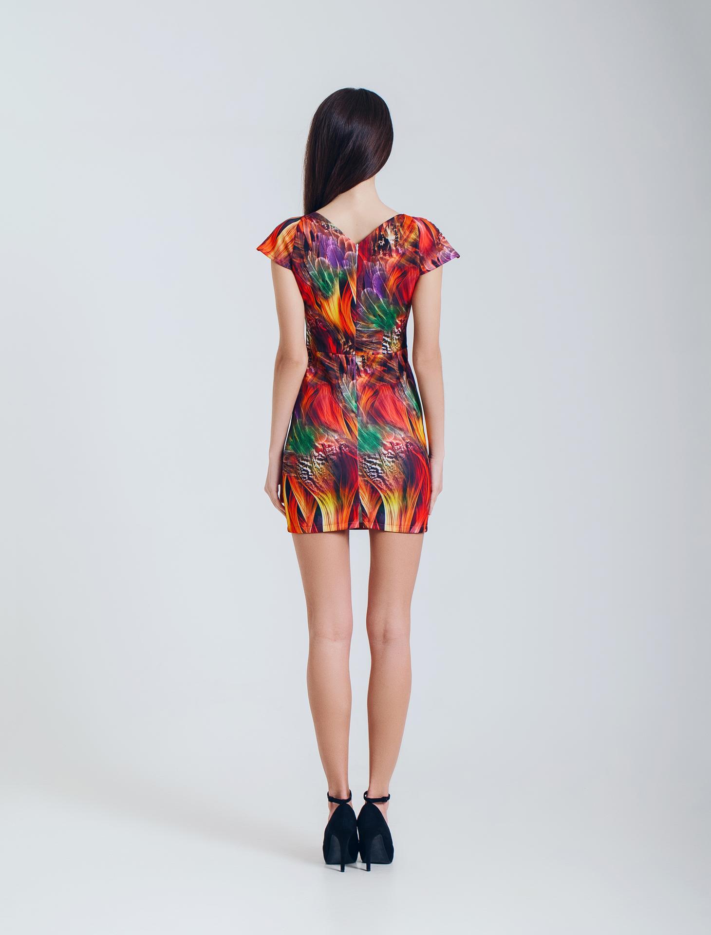 Firey Dress