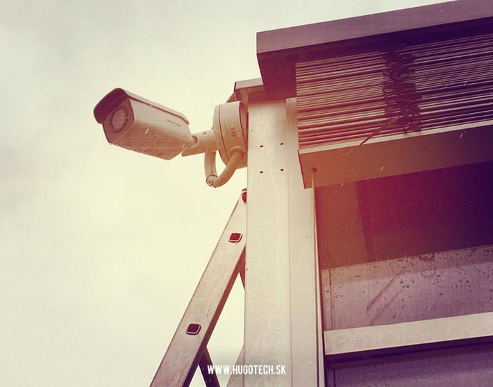 Kamerový systém pre firmy