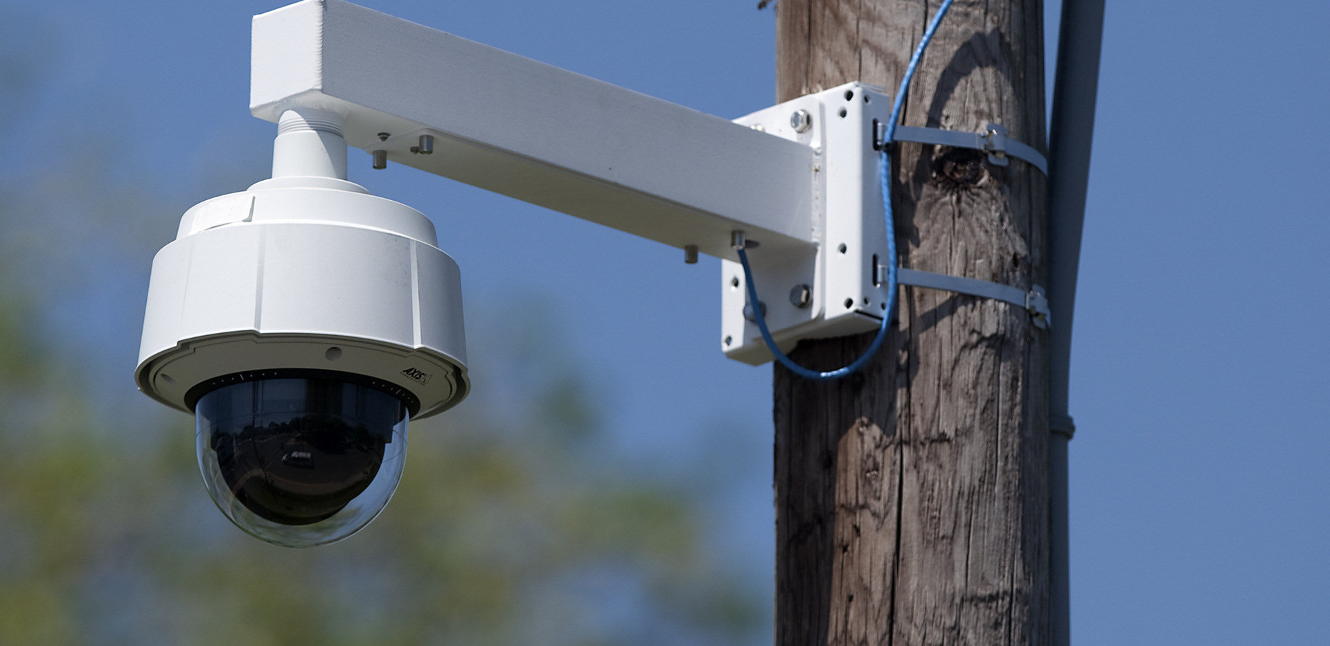 kamerový systém - exterier