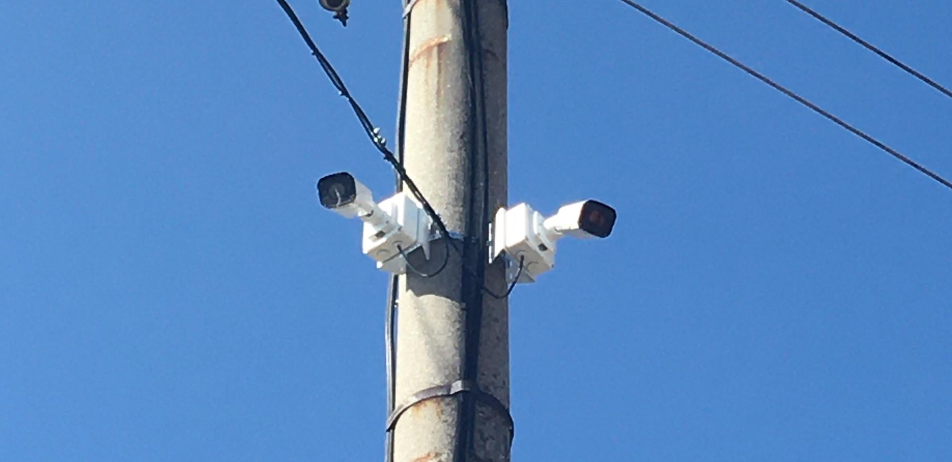 Kamerový systém pre mestá a obce