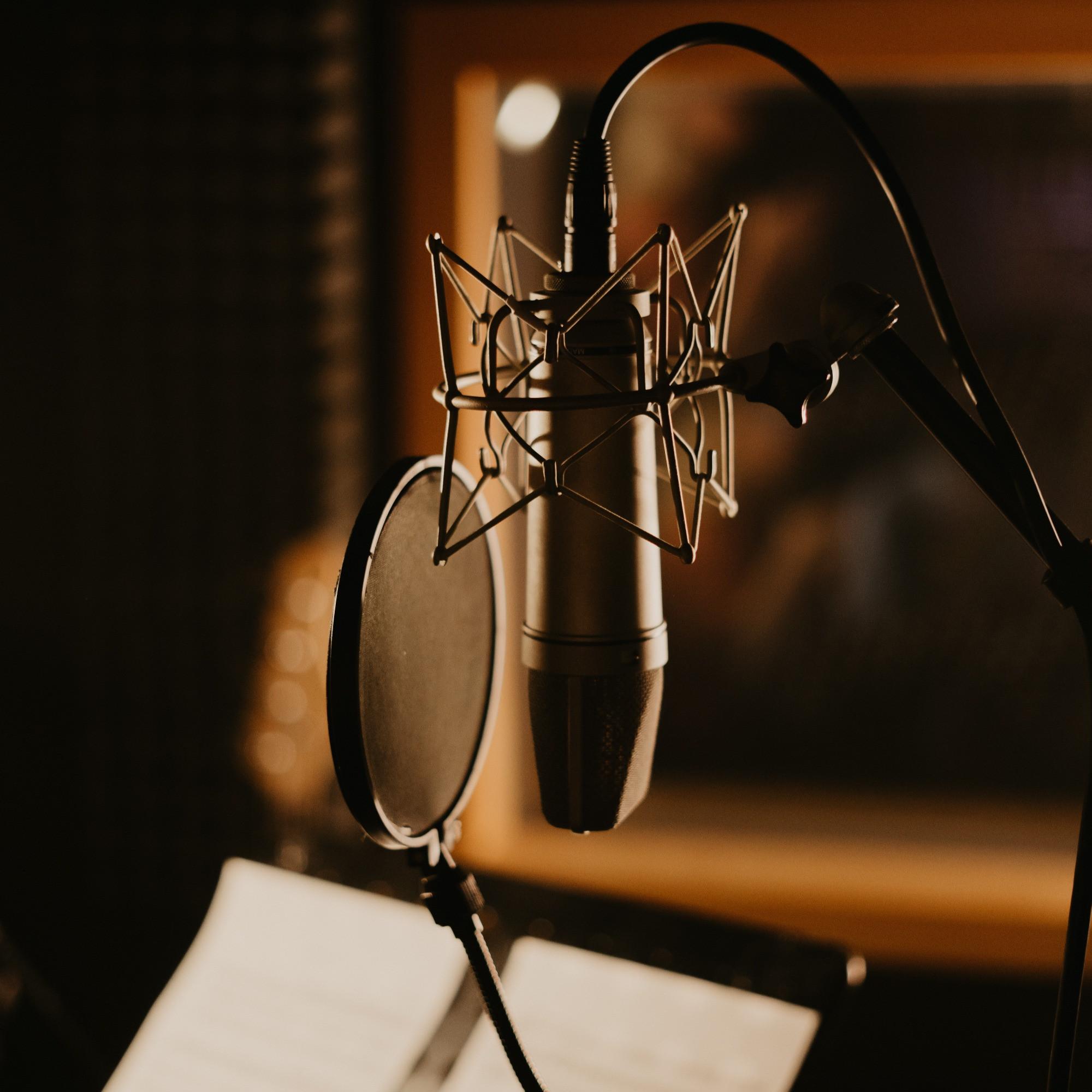 GRABACIÓN VOCAL