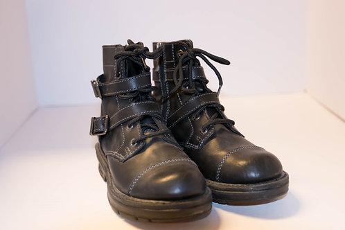 Harley Davidson Ladies Boots - Size 6