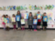 Children's Art Studio in High Point and Greensboro