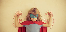 Girl Super Hero