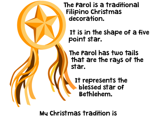 Learn about Christmas Parols with Ms. Audrey