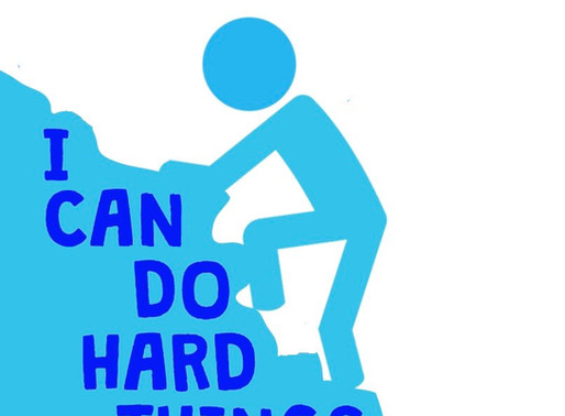 I Can Do Hard Things Downloadable Worksheet