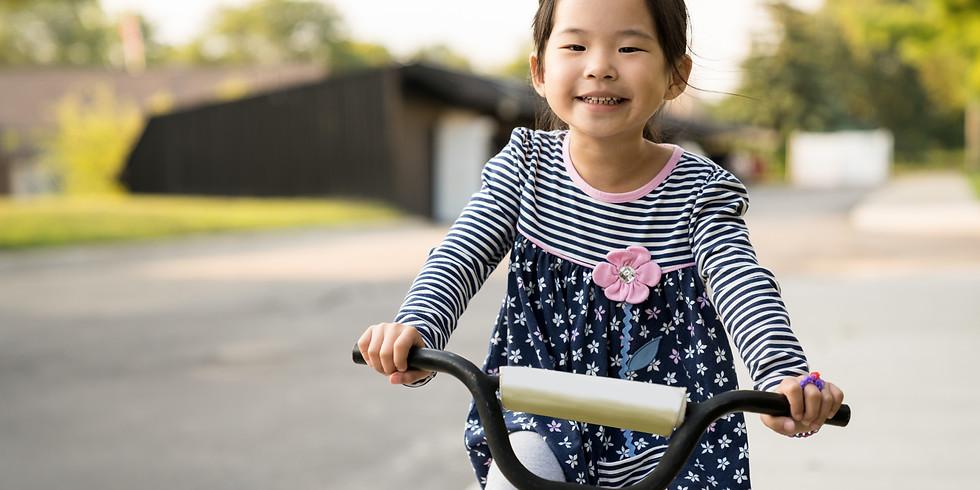 Easy Rider: Bike Riding Lessons