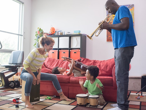 3 Questions that Parents and Therapists Ask About Rhythm for Optional Brain Growth
