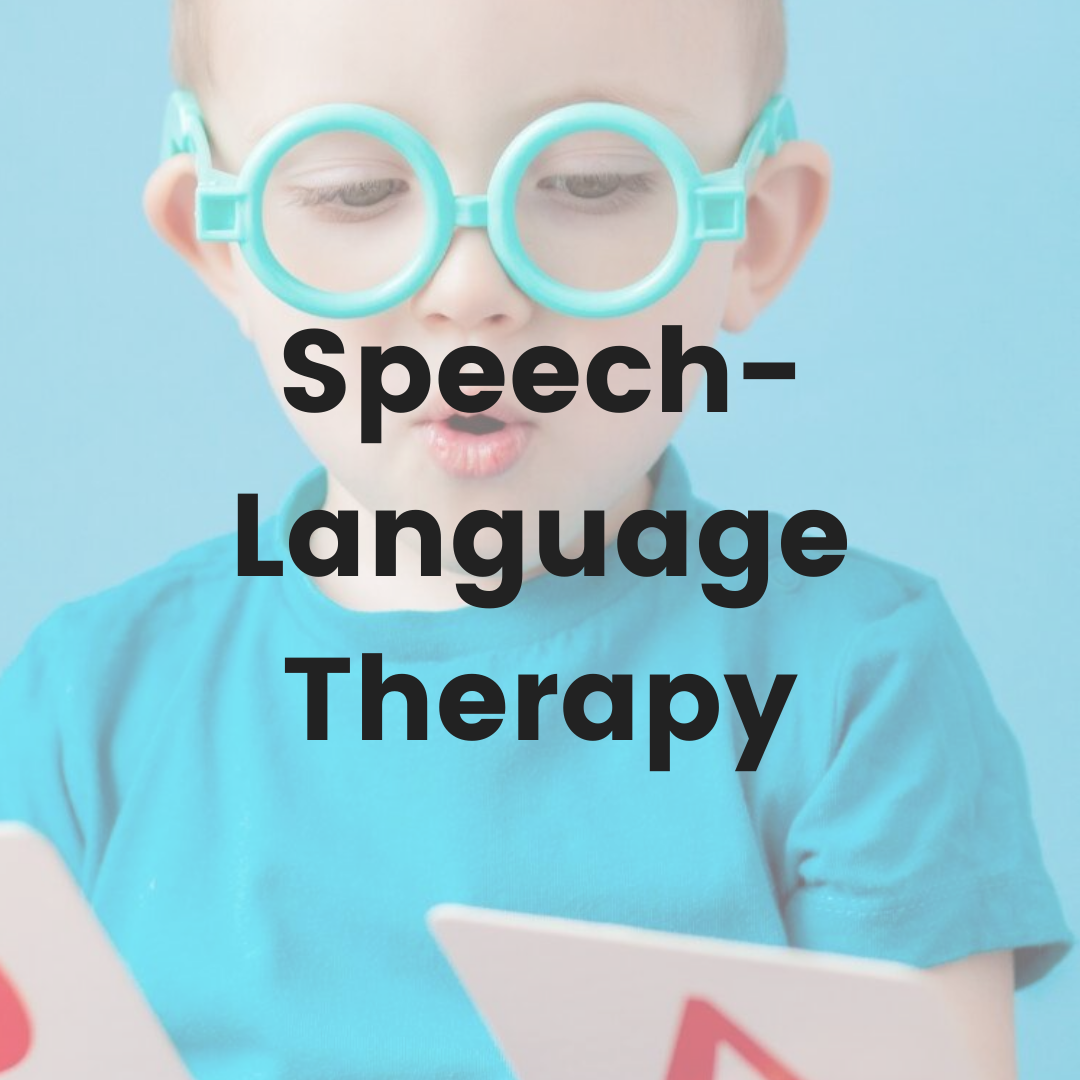 Speech-Language Therapy