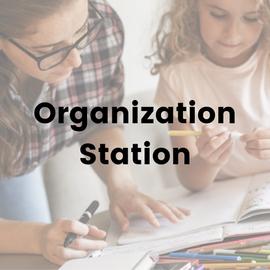 Organization Station