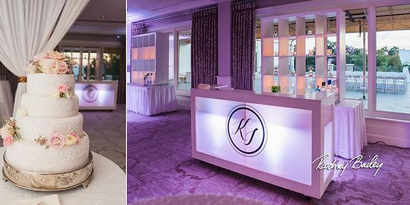 Wedding Reception lounge furniture renta