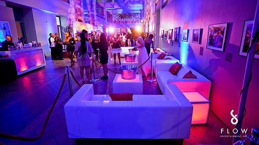 Event lighting uplighting sound Corporat