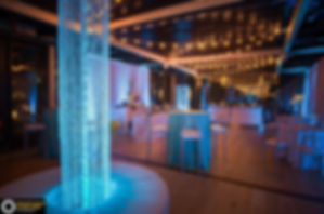 Event lighting and Lounge Furniture Rental at District Winery Washington DC