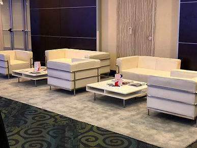 Audio Visual Lounge Furniture Rental Sta