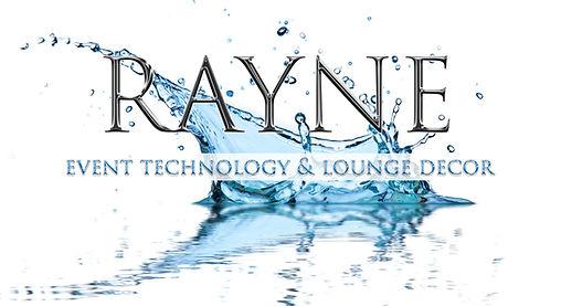Rayne Event Tech Audio visual rental logo