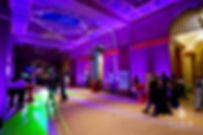 Event lighting uplighting sound Corporat