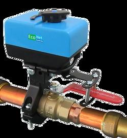 Bulldog Water Valve Robot