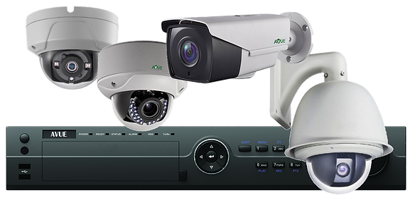 Avue cameras and NVR