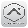 Alarm.com button