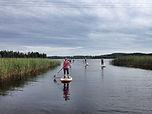 SUP retki Tampere Pyynikki