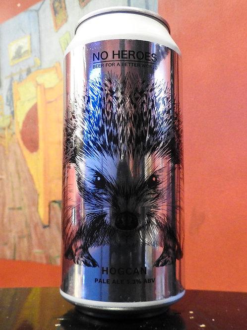 Hogcan: Pale Ale, No Heroes. 5.3%